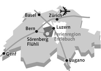Hotel Rischli in der Schweiz